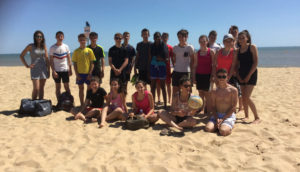Groupe Beach 2017