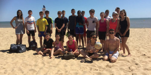 Groupe Beach 2017