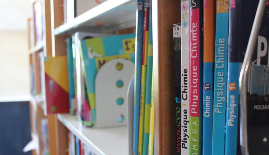 livres au cdi