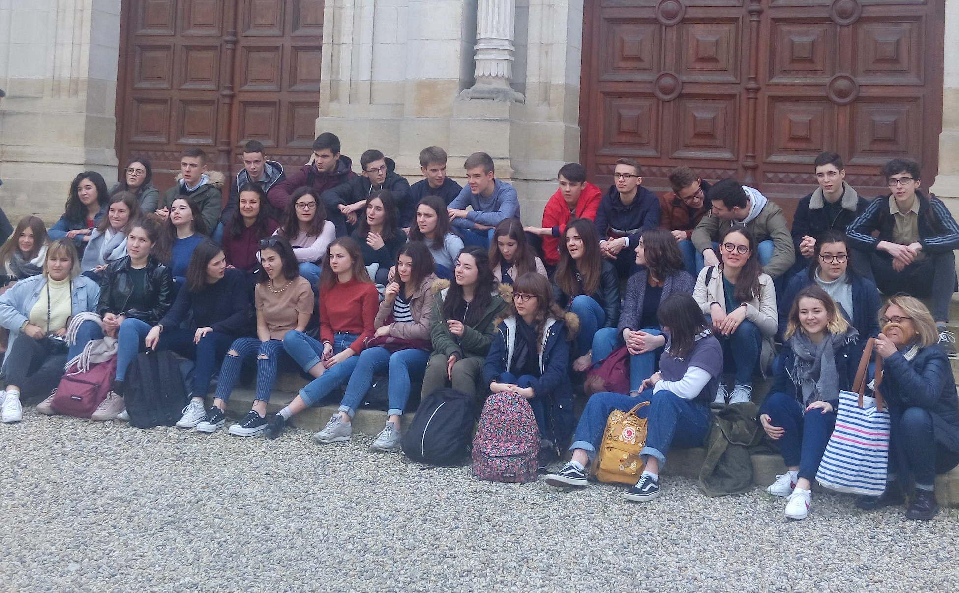 les 1es à Bordeaux