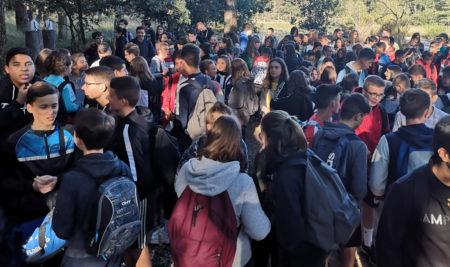Journée d'intégration pour les élèves de seconde