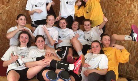 Les élèves de la handacadémie championnes UGSEL Elite