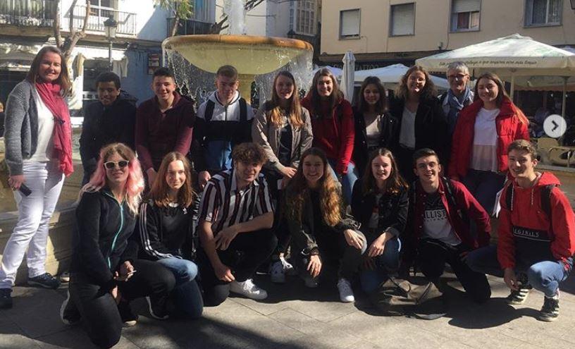 Nos élèves en voyage à Cadix