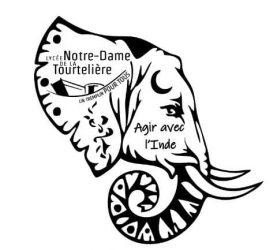 Logo Agir avec l'Inde